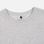 Женское платье Carhartt WIP W' College Left Sweat Ash Heather/Rosehip фото- 1
