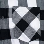 Женское платье Carhartt WIP W' SS Cayla Viscose Twill 5.1 Oz White/Cayla Check фото- 3