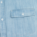 Женское платье Carhartt WIP W' SS Corry Denim 6.5. Oz Blue Super Bleached фото- 5