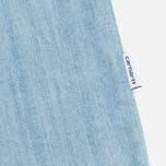 Женское платье Carhartt WIP W' SS Corry Denim 6.5. Oz Blue Super Bleached фото- 2