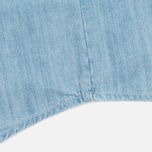 Женское платье Carhartt WIP W' SS Corry Denim 6.5. Oz Blue Super Bleached фото- 3