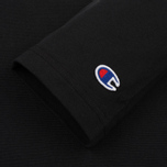 Женское платье Champion Reverse Weave Big Logo 3/4 Sleeve Black фото- 3