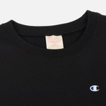 Женское платье Champion Reverse Weave Logo Embroidered Jersey Black фото- 1