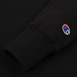 Женское платье Champion Reverse Weave Logo Embroidered Jersey Black фото- 3