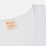 Женское платье Champion Reverse Weave Sleeveless White фото- 1