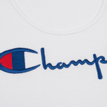Женское платье Champion Reverse Weave Sleeveless White фото- 2
