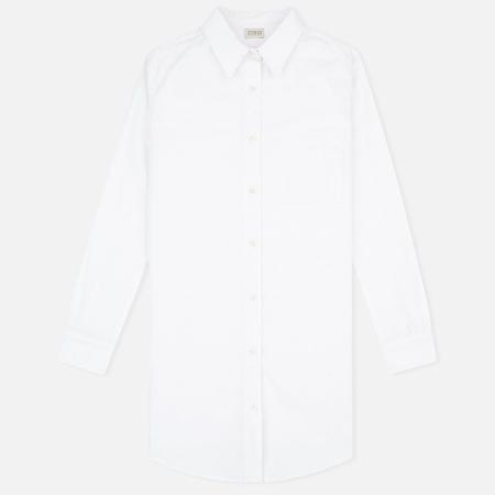 Edwin W' Dasha French Women's Dress Seesucker White