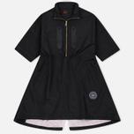 Evisu Badge Women's Dress Black photo- 0