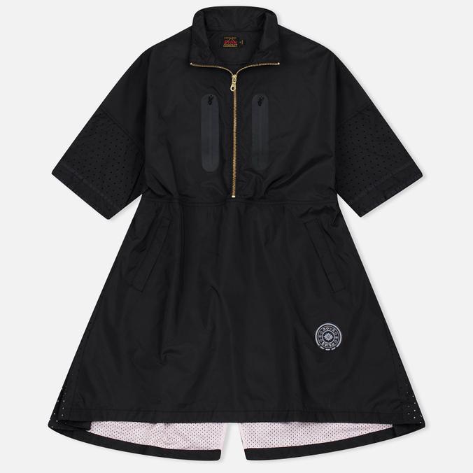 Evisu Badge Women's Dress Black