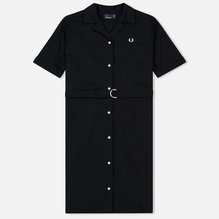 Женское платье Fred Perry Belted Black