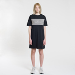 Женское платье Fred Perry Embroidered 90s Branding Black фото- 1