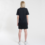 Женское платье Fred Perry Embroidered 90s Branding Black фото- 3