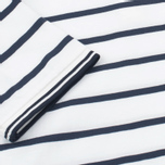 Женское платье Fred Perry Flat Knit Stripe Snow White фото- 4