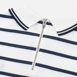 Женское платье Fred Perry Flat Knit Stripe Snow White фото- 3