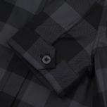Женское платье Fred Perry Gingham Parka-Detail Black фото- 4