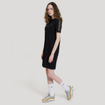 Женское платье Fred Perry Laurel Sports Authentic Taped Ringer Black фото- 1