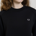 Женское платье Fred Perry Panelled Crew Neck Black фото- 3