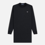 Женское платье Fred Perry Panelled Crew Neck Black фото- 0