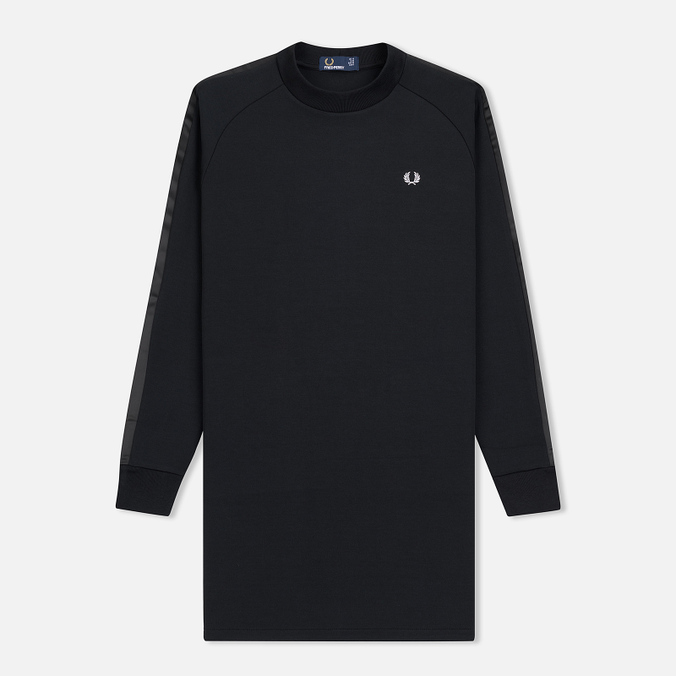 Женское платье Fred Perry Panelled Crew Neck Black