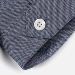 Женское платье Fred Perry Parka Detail Shirt Carbon Blue фото- 3