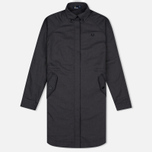 Fred Perry Parka Shirtdress Women's Dress Graphite photo- 0