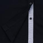 Женское платье Fred Perry Pique Boyfriend Fit Shirtdress Navy фото- 4