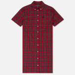 Женское платье Fred Perry Reissues Tartan Shirt Red фото- 0