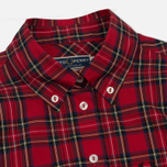 Женское платье Fred Perry Reissues Tartan Shirt Red фото- 1