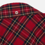 Женское платье Fred Perry Reissues Tartan Shirt Red фото- 4