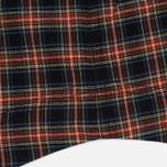 Женское платье Fred Perry Tartan Parka Shirt Black фото- 3