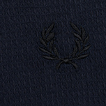 Женское платье Fred Perry Textured Parka Shirt Navy фото- 4