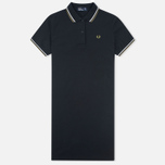 Fred Perry Twin Tipped Dress Black photo- 0
