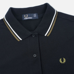 Женское платье Fred Perry Twin Tipped Black фото- 1