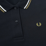 Женское платье Fred Perry Twin Tipped Black фото- 2