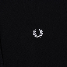 Женское платье Fred Perry Twin Tipped Black/White фото- 3