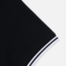 Женское платье Fred Perry Twin Tipped Black/White фото- 2
