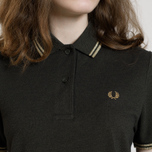 Женское платье Fred Perry Twin Tipped Thorn Oxford фото- 6