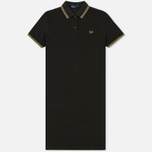 Женское платье Fred Perry Twin Tipped Thorn Oxford фото- 0