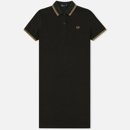 Женское платье Fred Perry Twin Tipped Thorn Oxford
