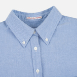Женское платье Gant Rugger Bow Shirt Capri Blue фото- 2