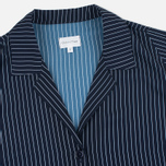 Женское платье Gant Rugger Sleeveless Pinstriped Yankee Blue фото- 1