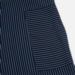Женское платье Gant Rugger Sleeveless Pinstriped Yankee Blue фото- 3
