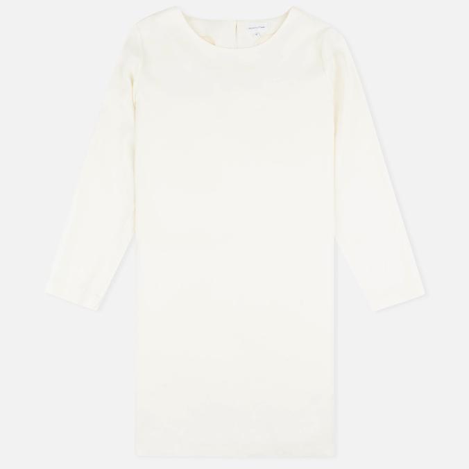 Женское платье Gant Rugger Solid Cream