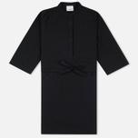 Женское платье maharishi Kurta Garment Dyed Black фото- 0