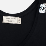 Женское платье Maison Kitsune All Over Fox Eyes Black фото- 2