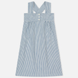 Женское платье Maison Kitsune Betty Blue Stripes фото- 0