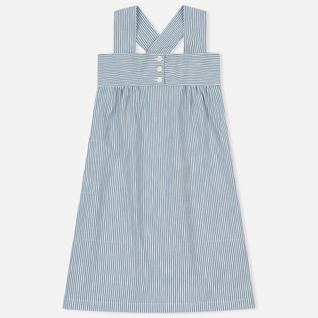 Женское платье Maison Kitsune Betty Blue Stripes