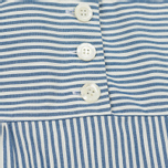 Женское платье Maison Kitsune Betty Blue Stripes фото- 1