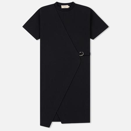 Женское платье Maison Kitsune Eyelet Black
