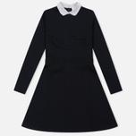 Женское платье Maison Kitsune Fancy Black фото- 0